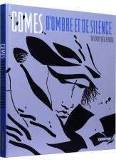 Comès, d'ombre et de silence - Couverture - (c) Stripologie.com