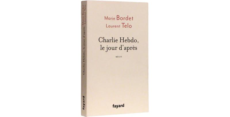 Charlie Hebdo, le jour d'après - Couverture - (c) Stripologie.com