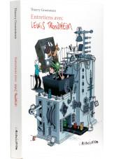 Entretiens avec Lewis Trondheim - Couverture - (c) Stripologie.com
